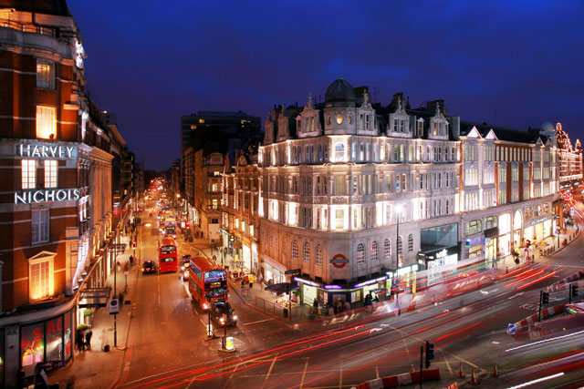 The Knightsbridge Estate: hires The Communication Group