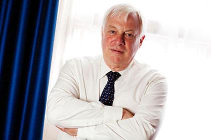 Lord Patten: the BBC will address 'toxic' PR problem