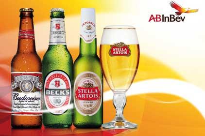 Well known: AB InBev's brands