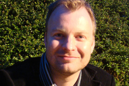 Chris Cook: newly appointed head of digital
