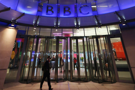 Open door: The BBC's boardroom will be open to the comms team (Credit: Getty Images)
