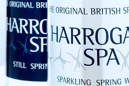 UK's first spa water: Harrogate Spa