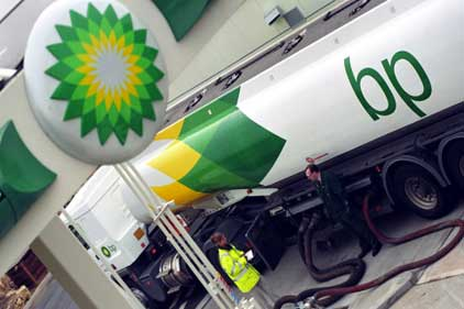 BP: looks to rebuild its reputation