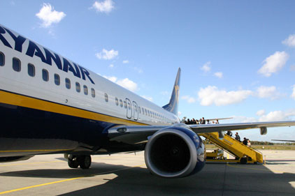 Pitches taking place: RyanAir