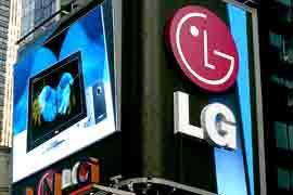 LG: electronics brand