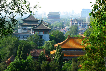 Chinese capital: Beijing