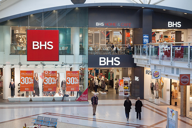 BHS collapsed in April with a £570m hole in its pension fund (Credit: Kumar Sriskandan/Alamy Stock Photo)