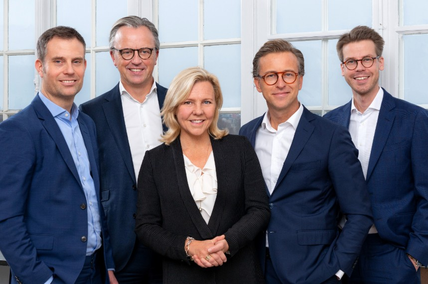 The senior team at Fogel & Partners