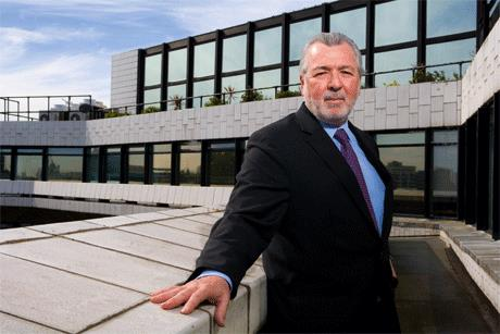 FTI global CEO Edward Reilly