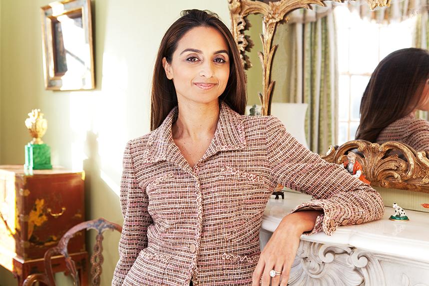 Farzana Baduel.