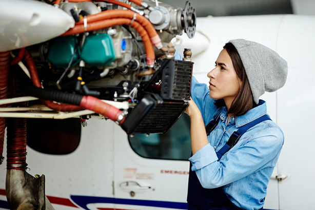 The Government is hoping to increase the number of women opting to become engineers (©ThinkstockPhotos)