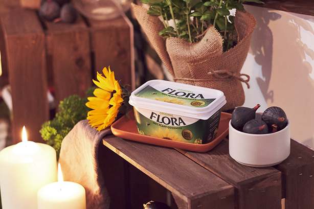 Flora is relaunching as a fully plant-based spread