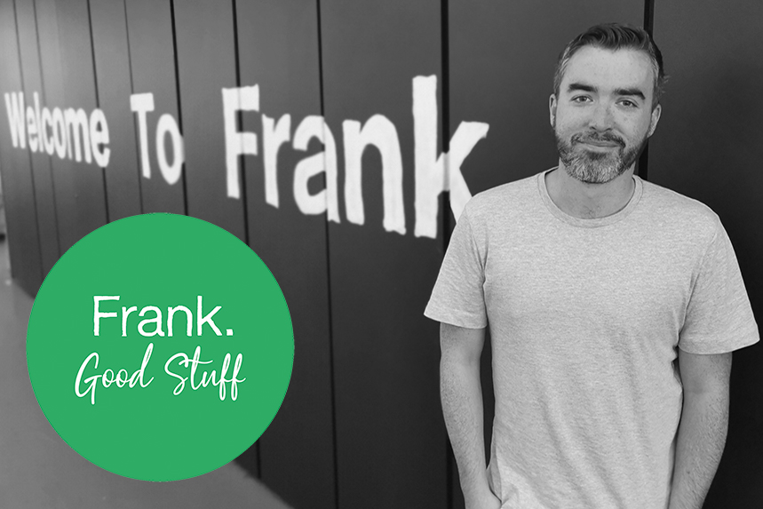 Frank editorial director Ryan Sketchley will head Good Stuff.
