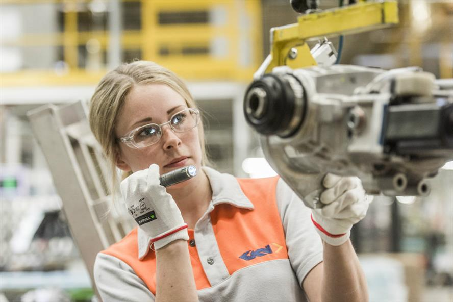 GKN: Melrose approach was 'opportunistic' and 'unsolicited'