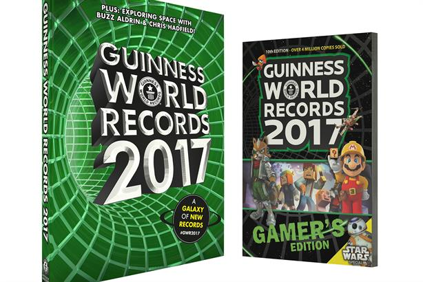 Guinness World Records: new agency appointments