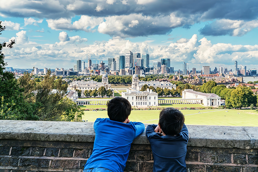 Brands2Life will deliver a campaign that encourages Brits to travel in the UK