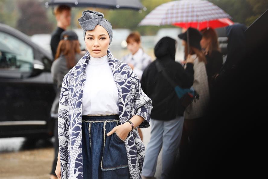 Malaysian celebrity Neelofa (Getty Images)