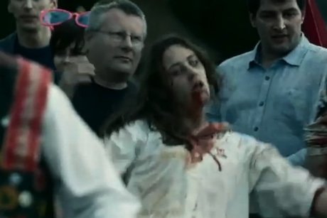 Giffgaff: 'Don't be scared' advert by Fallon