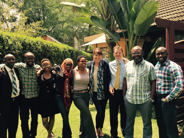 Grayling: Has opened an office in Nairobi