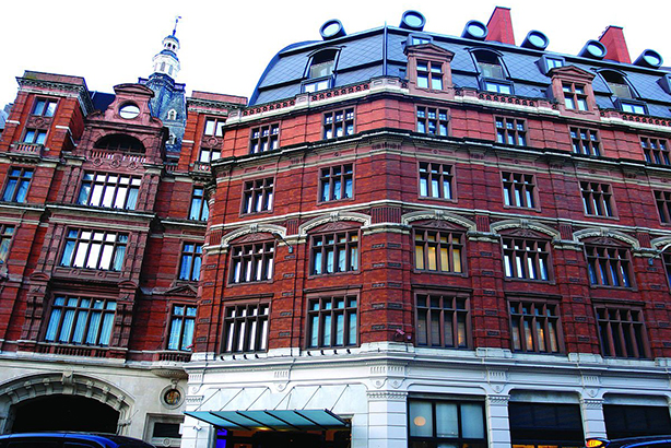 Scene of the crime: The Great Eastern Hotel (now Andaz Liverpool Street)