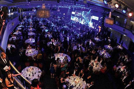 Grosvenor House: backdrop to the PRWeek Awards