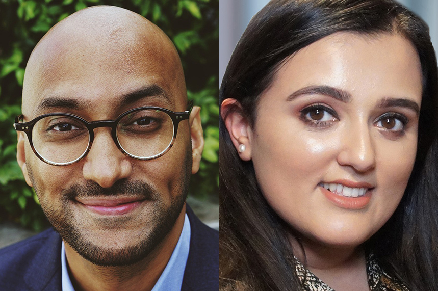 Cicero has appointed Sameer Gulati  and promoted Sonia Khan