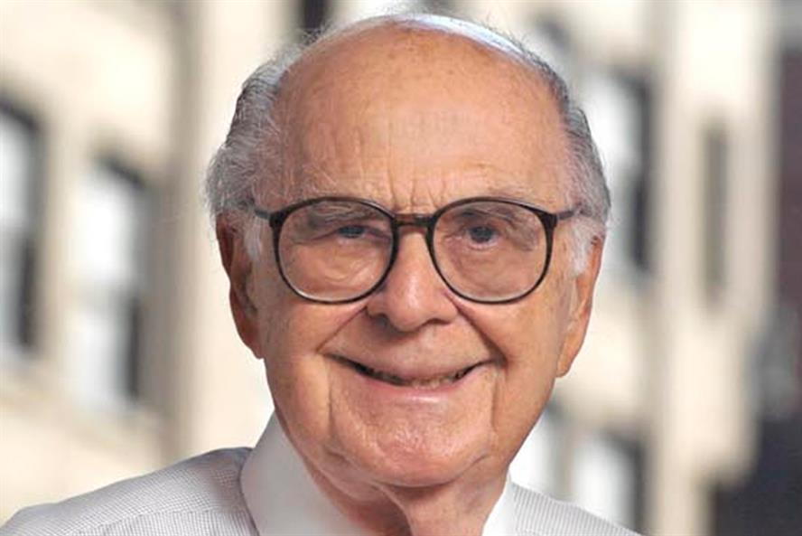 PR pioneer Harold Burson covered the Nuremberg Trials before building his PR empire