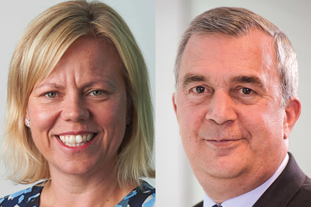 Katja Hall's external comms duties at HSBC will be taken on by Pierre Goad