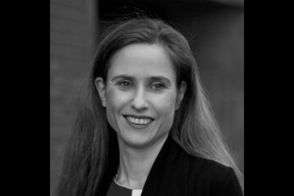 Mainland China managing director for Cohn & Wolfe, Harriet Gaywood
