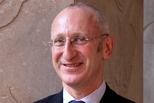 Harry Rich is expected to take up his role as the new registrar this week