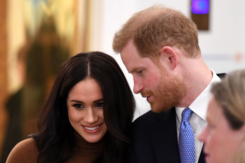 Harry and Meghan on a recent trip to Canada (©DANIEL LEAL-OLIVAS - WPA Pool/Getty Images)