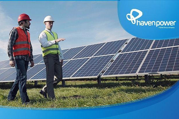 Haven Power specialises in supplying renewable electricity to businesses
