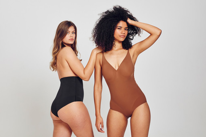 Heist specialises in underwear and shapewear