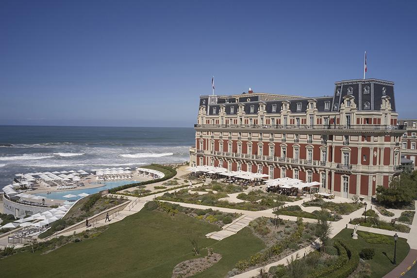 Hyatt's Hôtel du Palais Biarritz