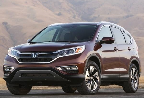 Kelley Blue Book provides information on new and used cars such as the Honda CR-V compact SUV, seen here.