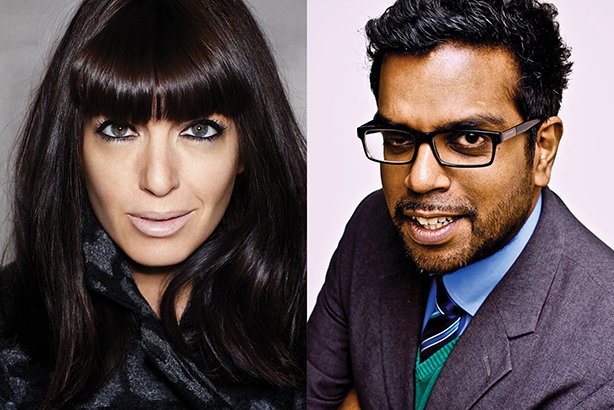 Top hosts: Claudia Winkleman and Romesh Ranganathan will light up the PRWeek UK Awards