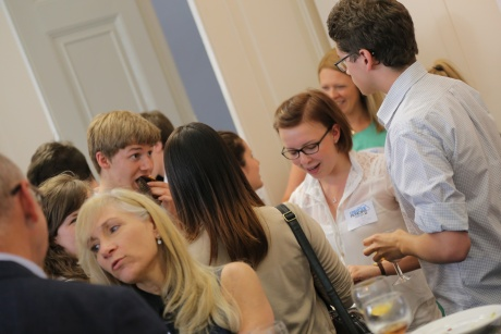 IPA apprentice scheme: linking up with PRCA