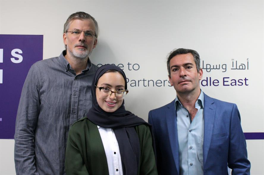 Jan Leube, Chams Alwani and Maurizio Monte are the latest hires at Instinctif Partners MENA