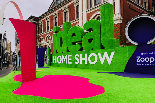 Ready10 has won a brief to promote the Ideal Home Show.