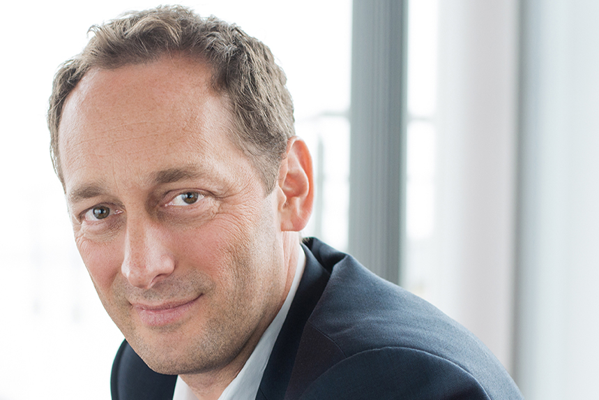 Weber Shandwick Germany's new CEO, Ilan Schäfer
