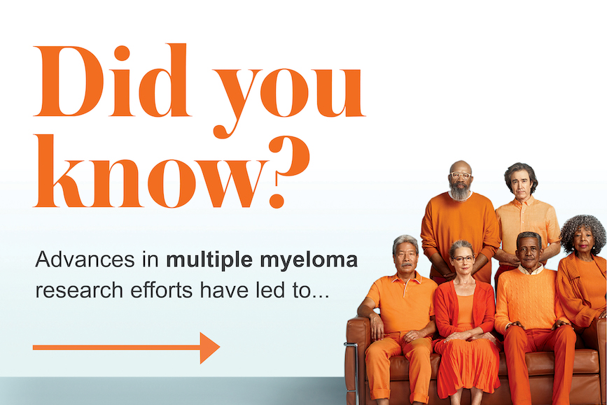 Imre Health launched a social and digital media-focused campaign for GlaxoSmithKline's multiple myeloma drug, Blenrep.