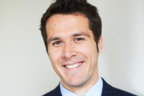 Gregoire Poisson: managing partner of Interel EU team