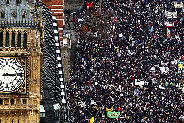Can this Saturday's People's Vote march gather as much interest as protests against the Iraq War?
