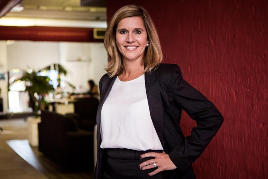 Ogivly's new EMEA head of PR, Joanna Oosthuizen