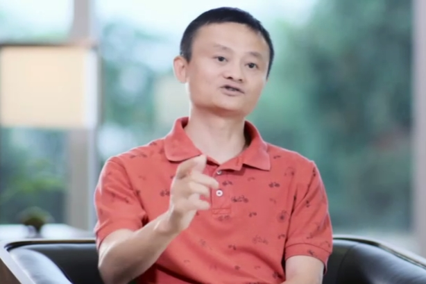 Founder Jack Ma on the importance of Hangzhou. [Screenshot taken from Alizila.com.]