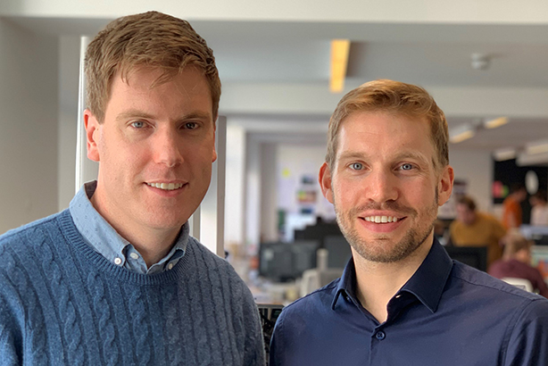 Jake Davis (left) and Nick Hoile (right) and have joined Publicis Resolute as directors as the agency announces a new government affairs practice