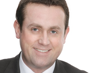 James Kelliher: chairman and CEO