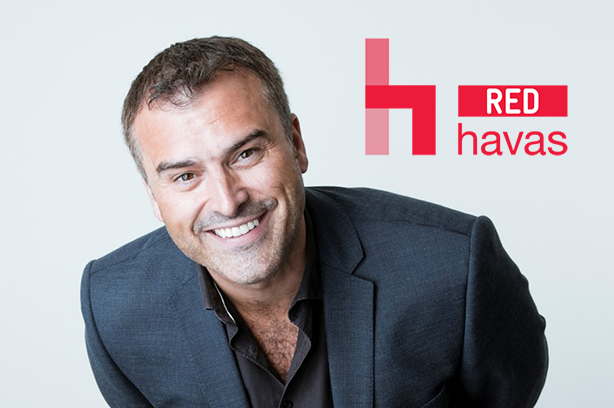 Red Havas inaugural CEO James Wright