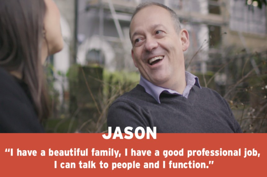 A still from the campaign video