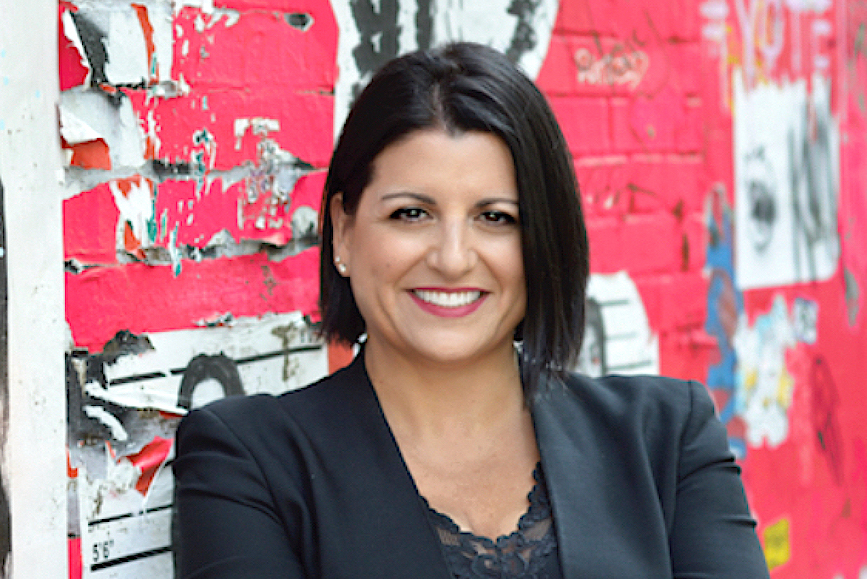 The Sway Effect CEO and founder Jennifer Risi